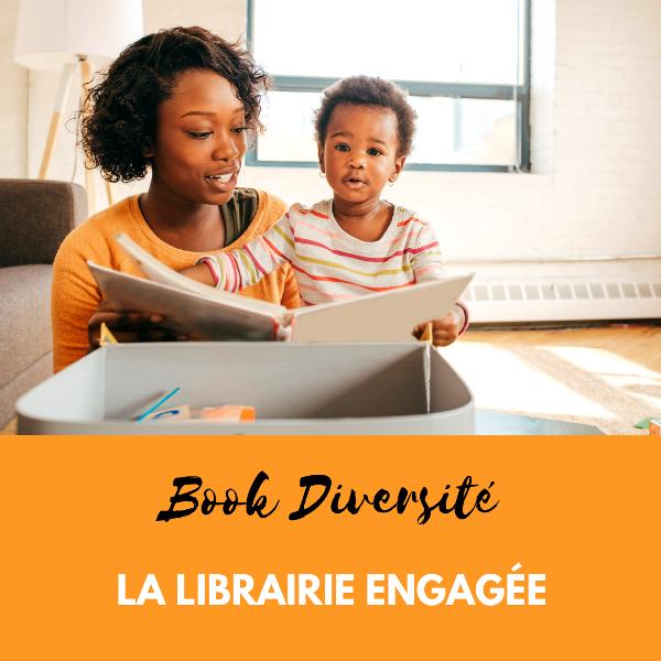 Book Diversité – La librairie engagee – Noel en wax 2018 toulouse